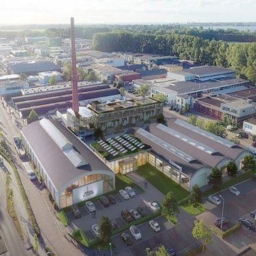 De Tinfabriek Exterieur 2